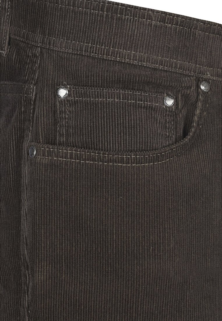 Jan Vanderstorm TJELVAR - Pantalon classique - brown