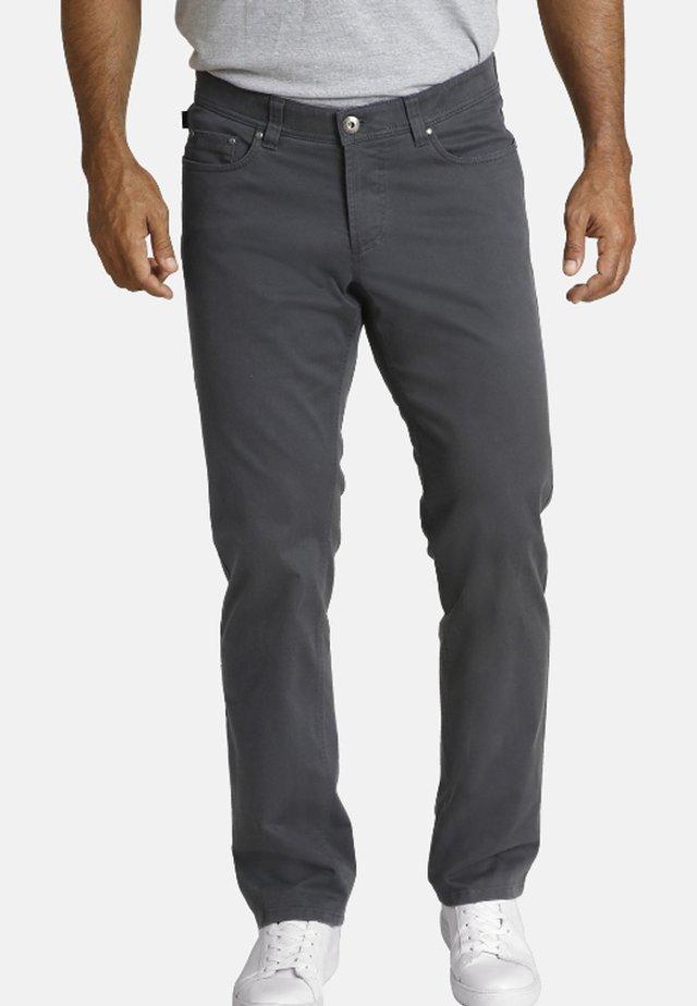 FALENTIN - Pantalon classique - anthrazit