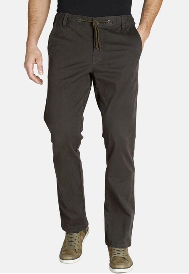 VENSIL - Broek - brown
