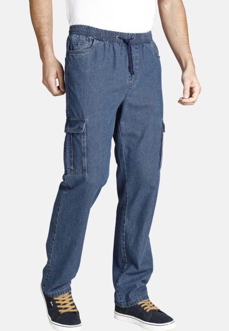 Jan Vanderstorm - ESKO - Straight leg jeans - blue