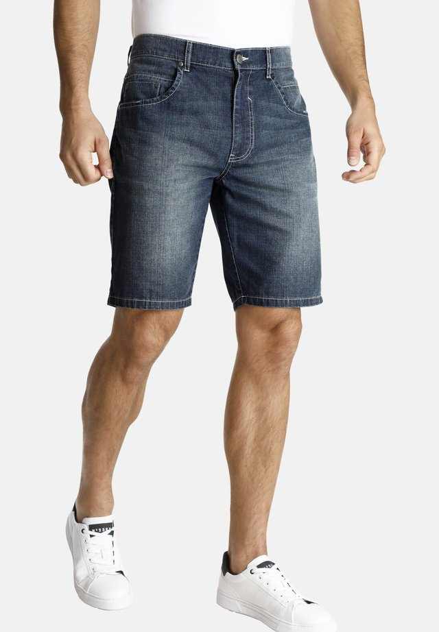 TAVE - Short en jean - blue