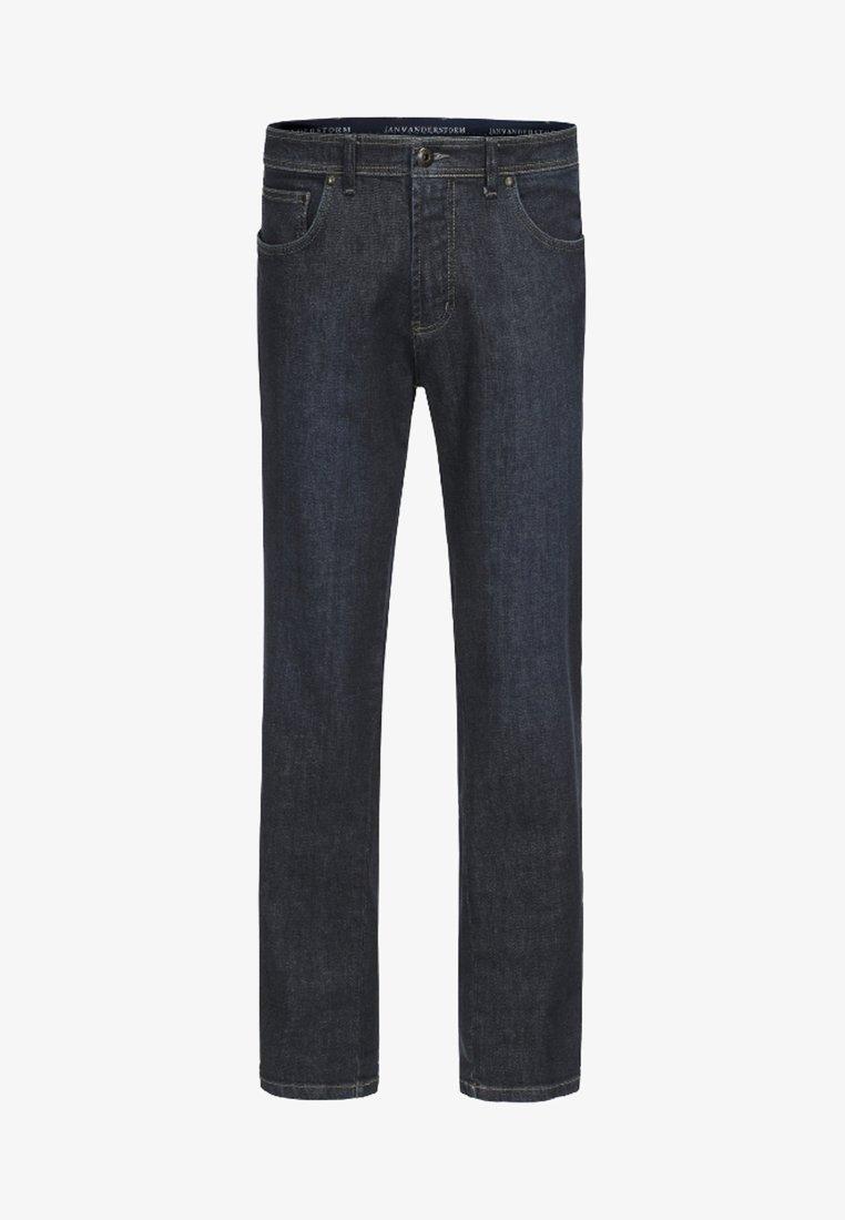 Jan Vanderstorm - ESBJÖRN - Jeans Straight Leg - dark blue