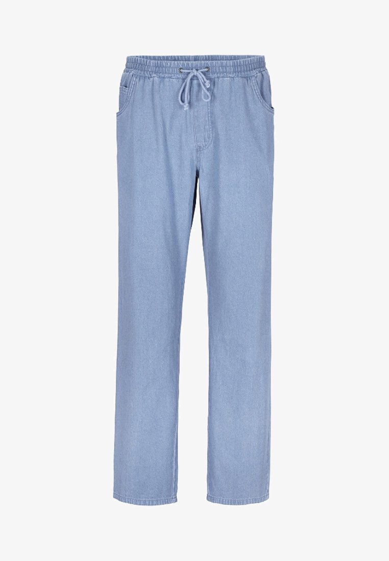 Jan Vanderstorm - DAAN - Straight leg jeans - hellblau