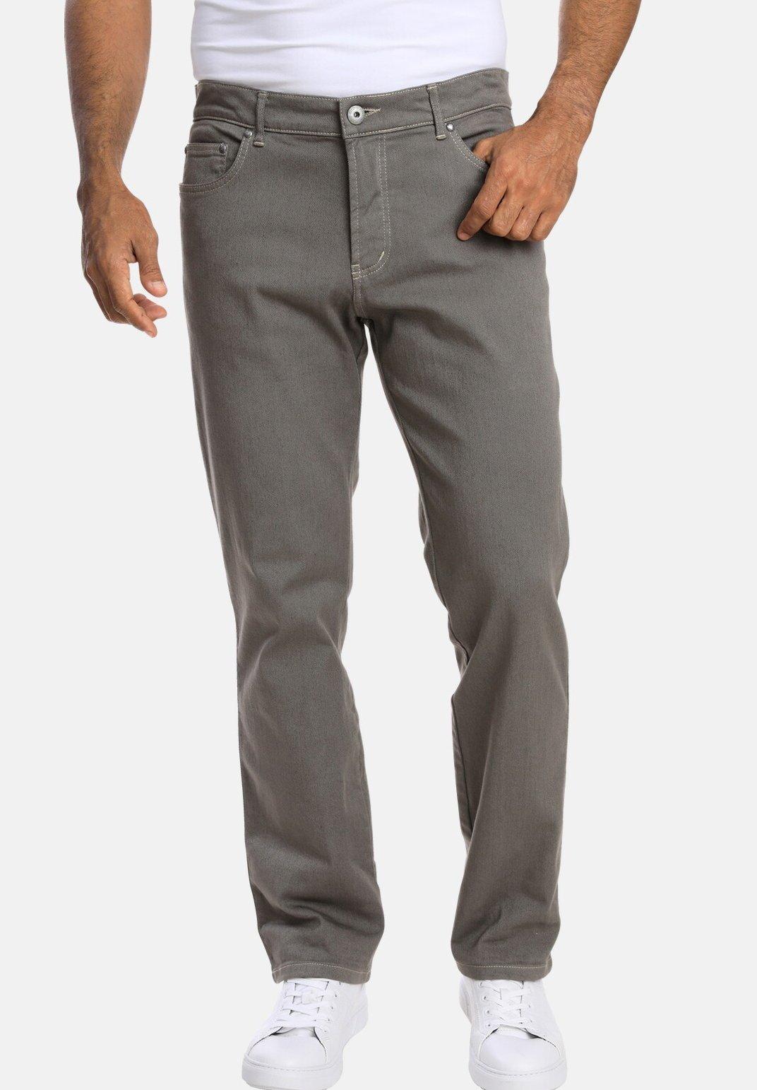 GUNNAR Straight leg jeans grey