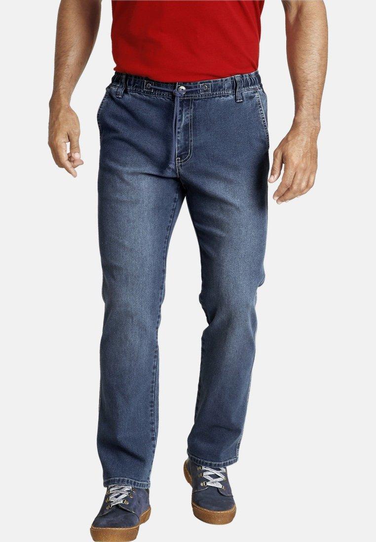 Jan Vanderstorm - VERTTI - Jeans Straight Leg - blue