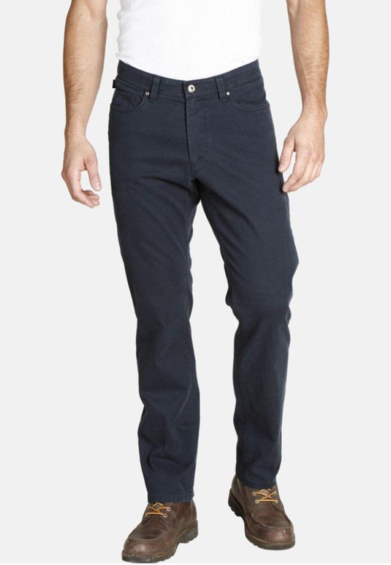Jan Vanderstorm - BALDER - Jeans Straight Leg - dark blue