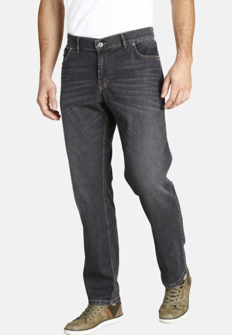 Jan Vanderstorm - FRANTS - Straight leg jeans - dark grey