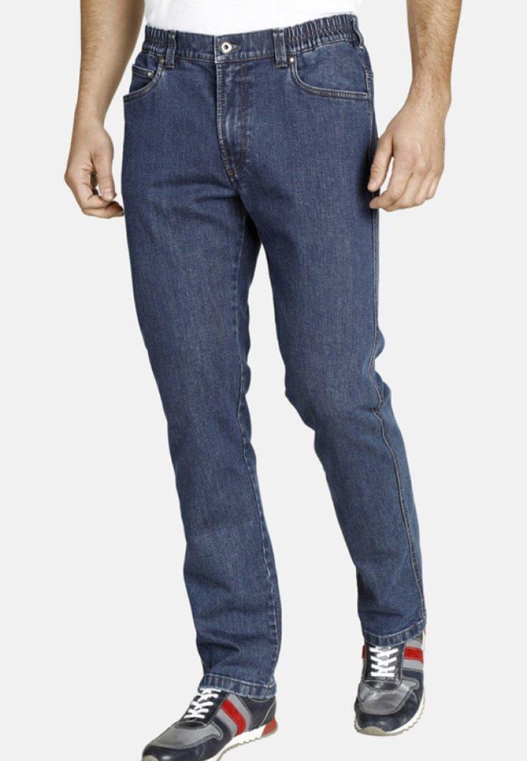 Jan Vanderstorm - LOYD - Straight leg jeans - blue