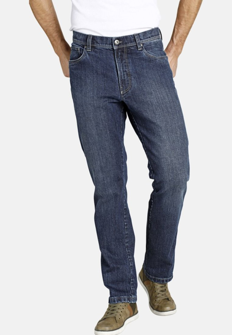 Jan Vanderstorm - ULRIC - Straight leg jeans - blue