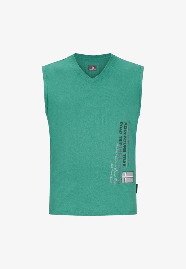 LACI - Débardeur - grün