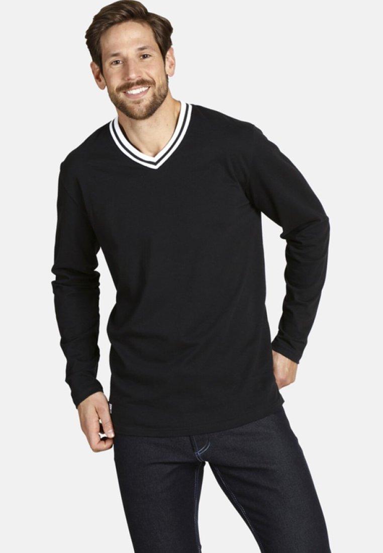 Jan Vanderstorm - Long sleeved top - black