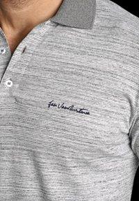 Jan Vanderstorm - EDFINN - Polo shirt - grey melange - 2