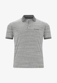 Jan Vanderstorm - EDFINN - Polo shirt - grey melange - 5
