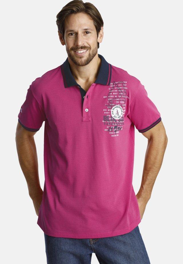 DAGNAR - Poloshirt - pink