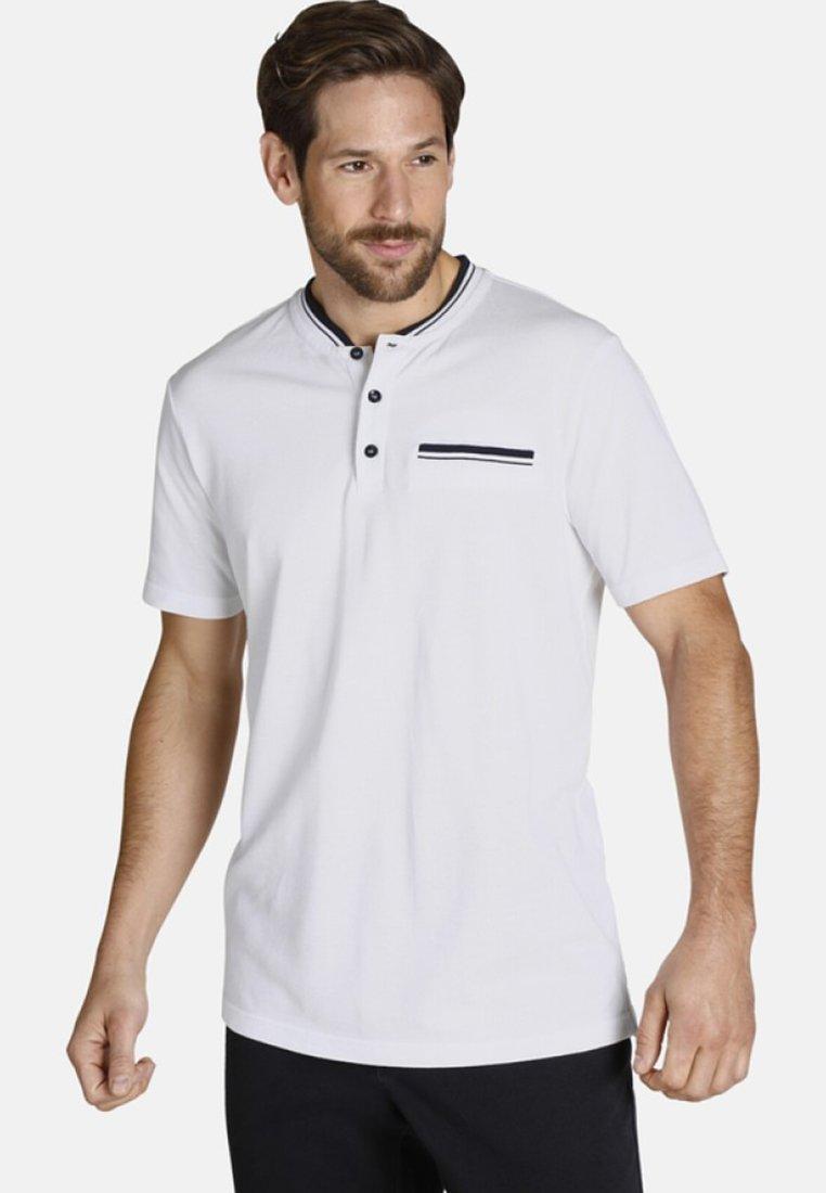 Jan Vanderstorm - TIEKI - Poloshirt - white