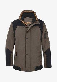 Jan Vanderstorm - CAMILLO - Outdoor jacket - brown - 4