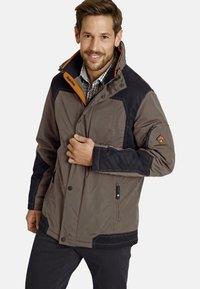 Jan Vanderstorm - CAMILLO - Outdoor jacket - brown - 0