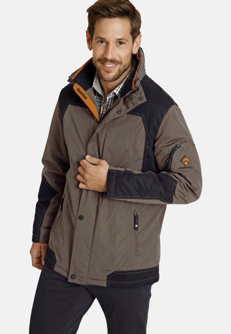 Jan Vanderstorm - CAMILLO - Outdoor jacket - brown