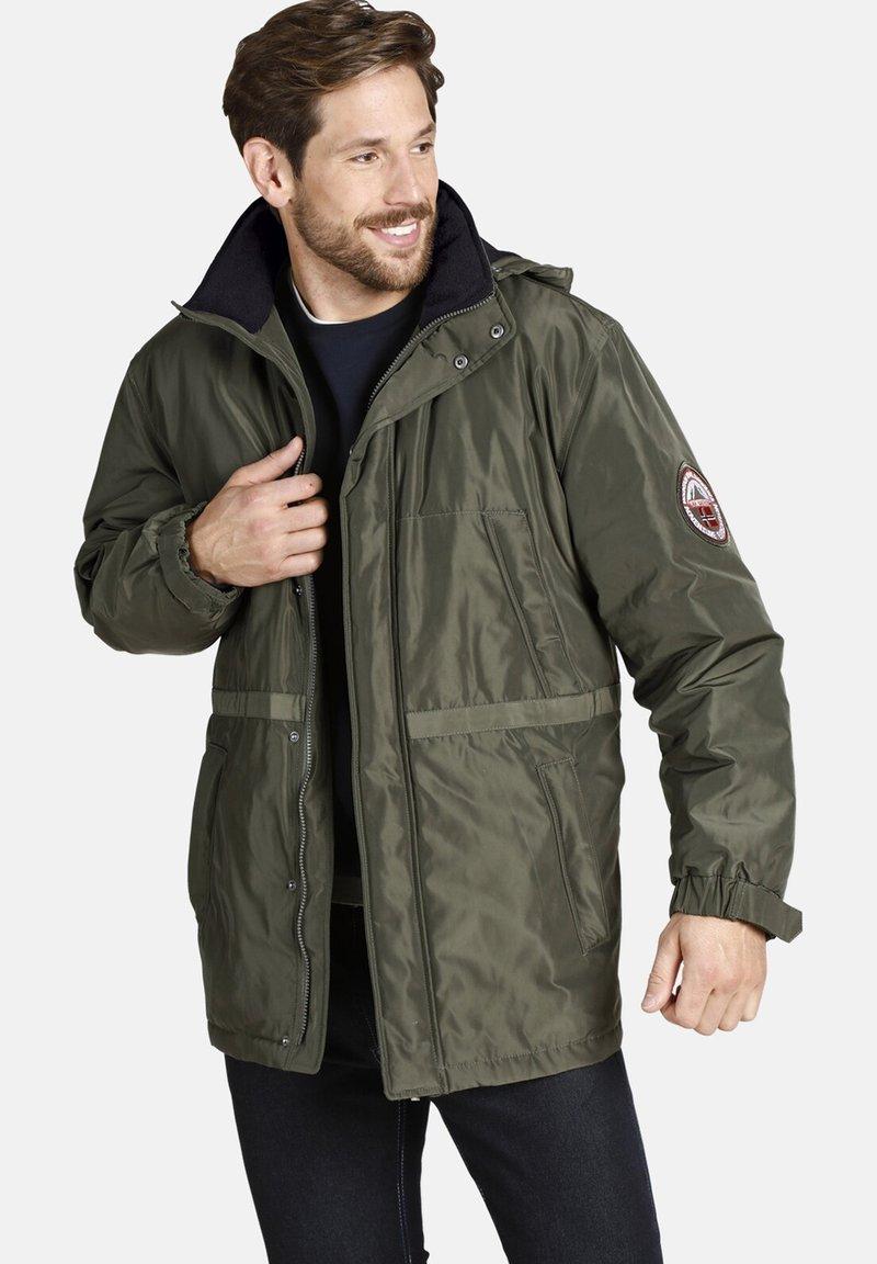 Jan Vanderstorm - Light jacket - olive