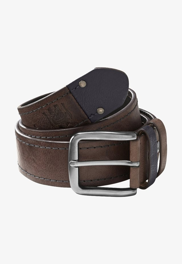 BORAK - Belt - brown