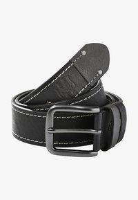Jan Vanderstorm - BORAK - Belt - black - 0