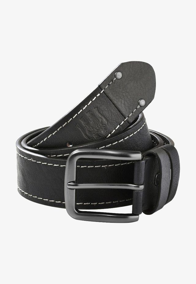 BORAK - Belt - black
