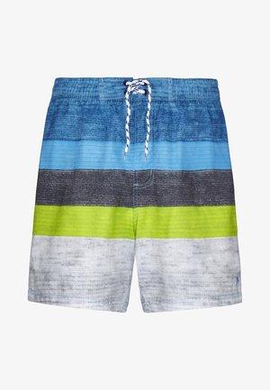 RIEKKO - Short de bain - blue