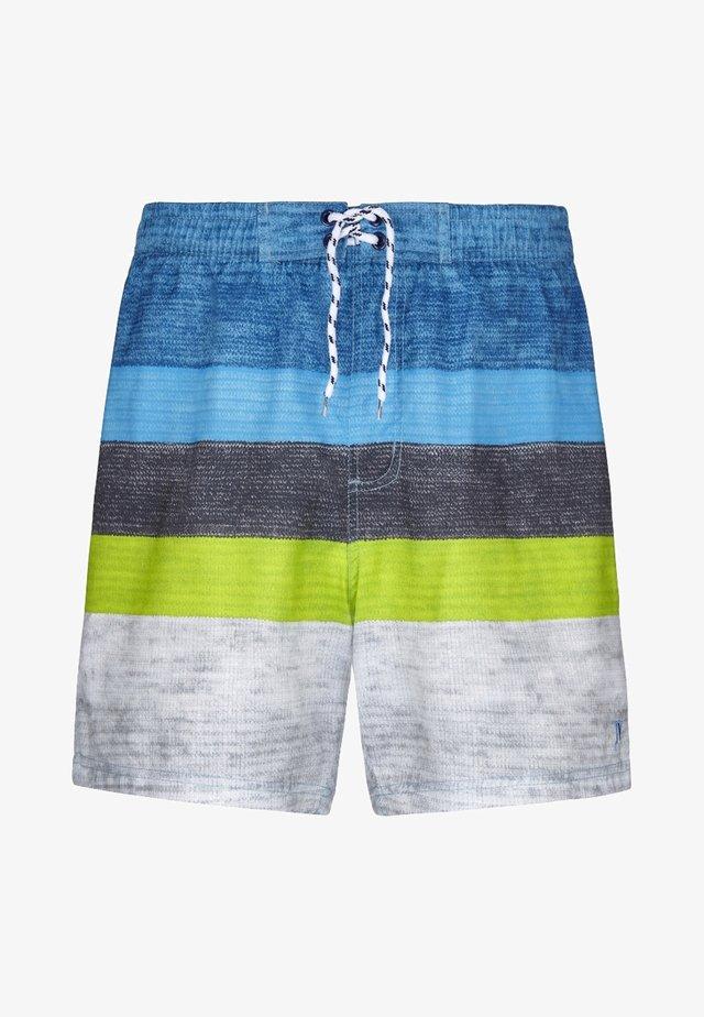 RIEKKO - Swimming shorts - blue