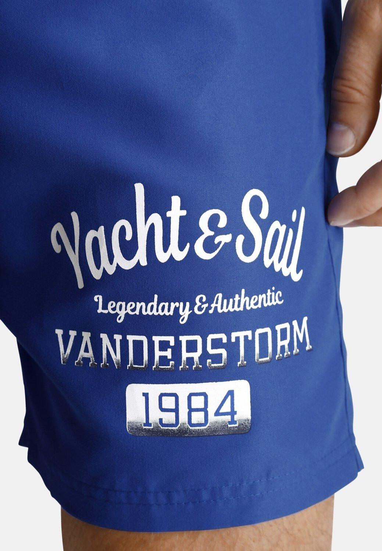 Jan Vanderstorm Elian - Short De Bain Blue PYHIiS6