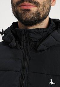 Jack Wills - BRECKFORD JACKET - Winterjacke - black - 5