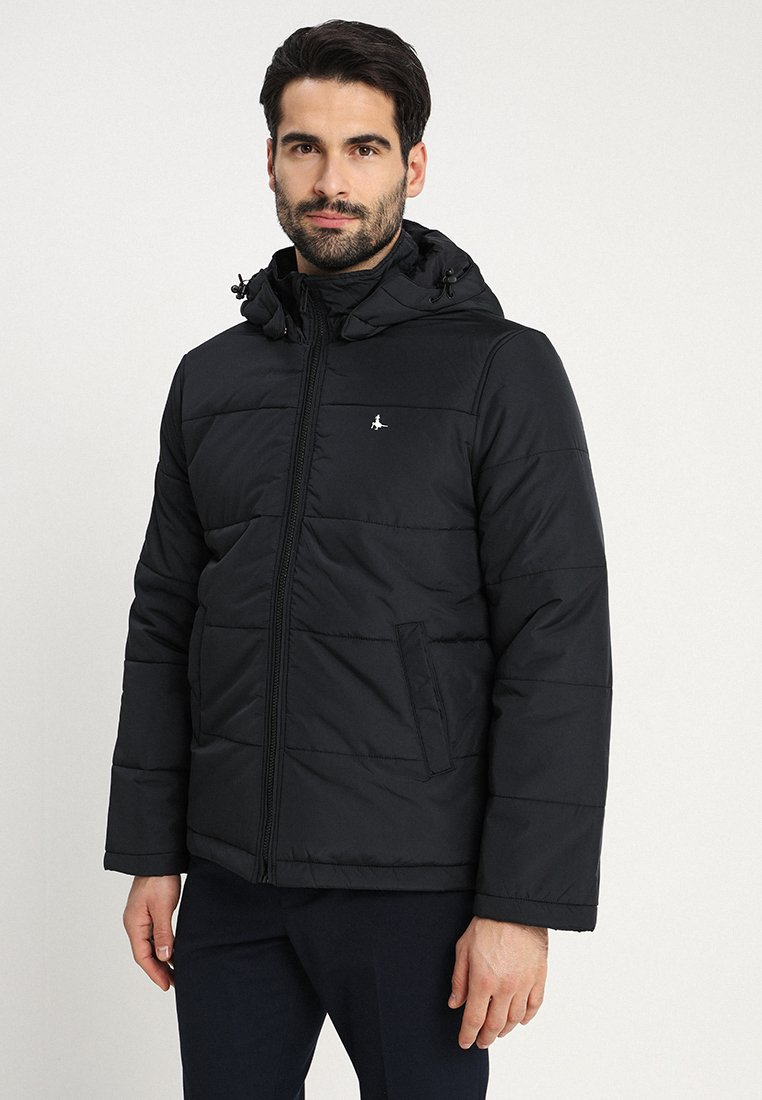 Jack Wills - BRECKFORD JACKET - Winterjacke - black