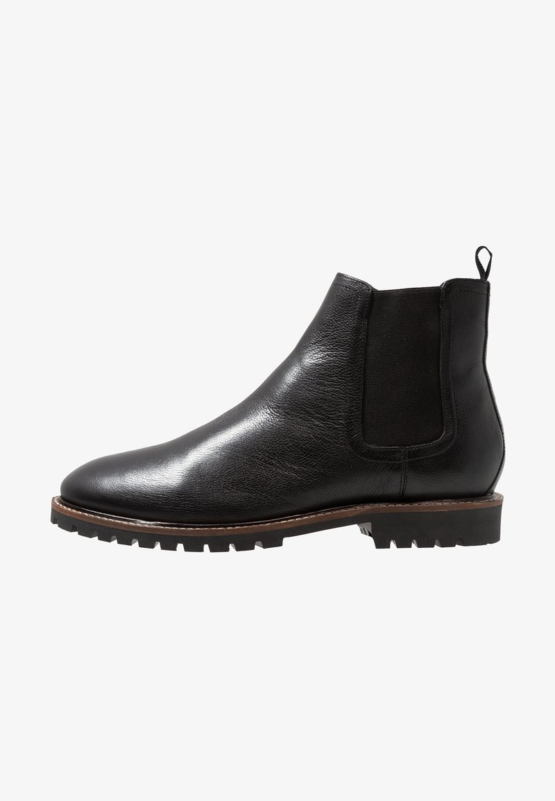 Jacamo - CHELSEA BOOT EXTRA WIDE FIT - Classic ankle boots - black