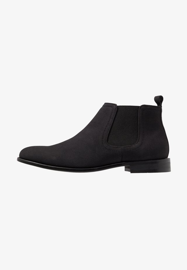 LOOK CHELSEA BOOT - Korte laarzen - black