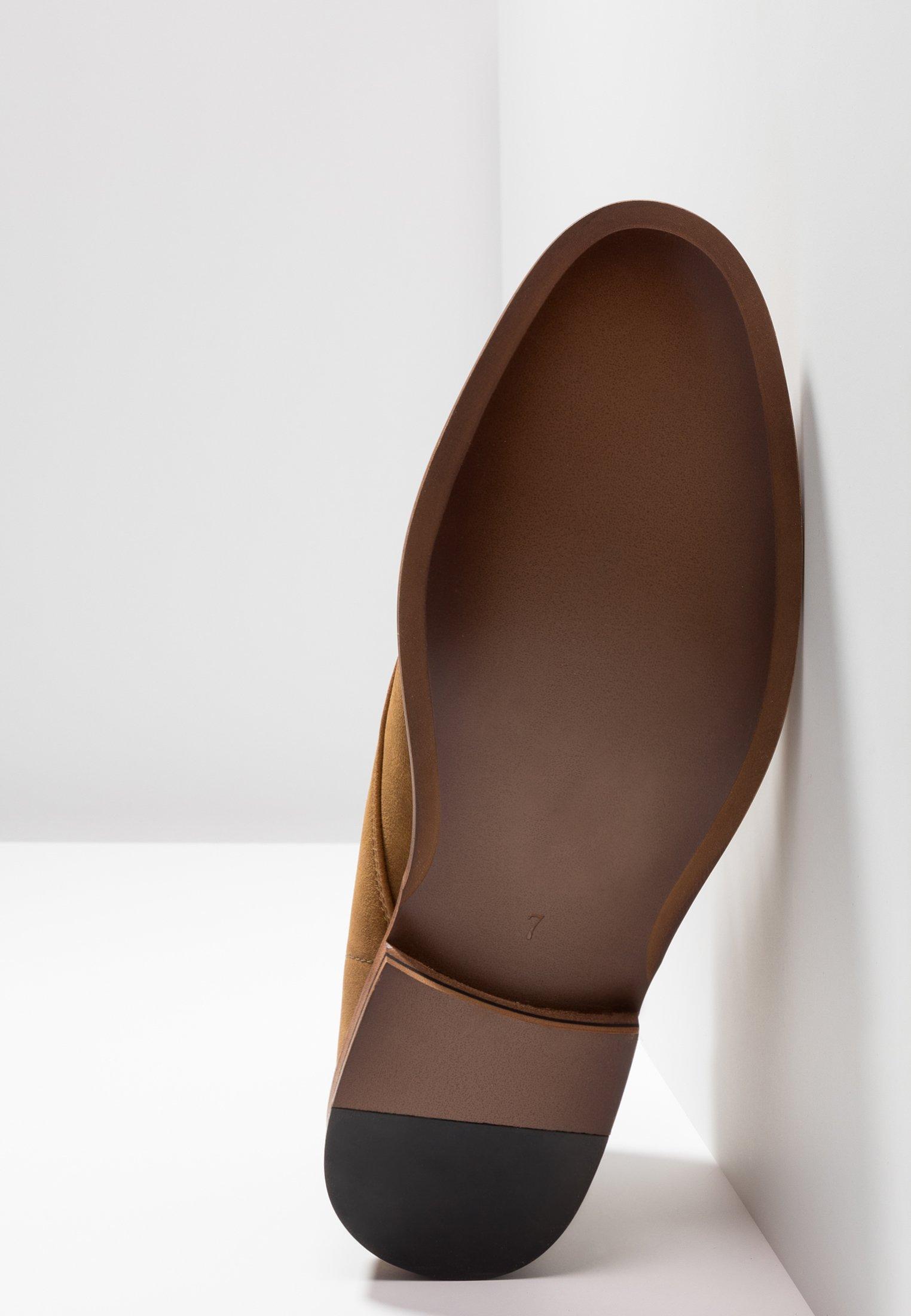 JDWILLIAMS CHUKKA BOOT - Chaussures à lacets tan