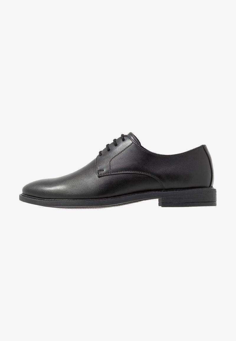 Jacamo - LACE UP DERBY SHOE - Business sko - black
