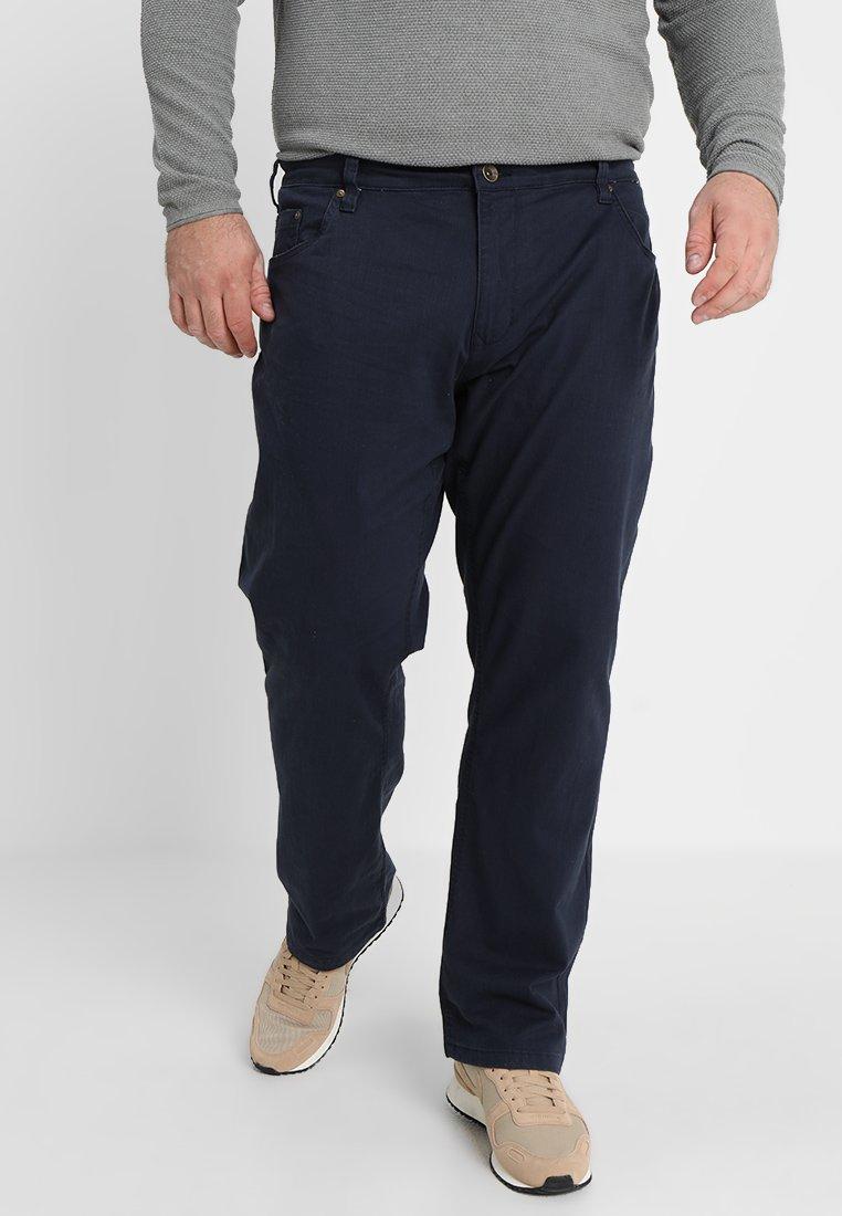 Jacamo - GABERDINE PLUS - Straight leg jeans - navy