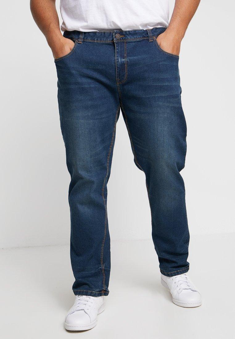 Jacamo - Jeans Straight Leg - indigo