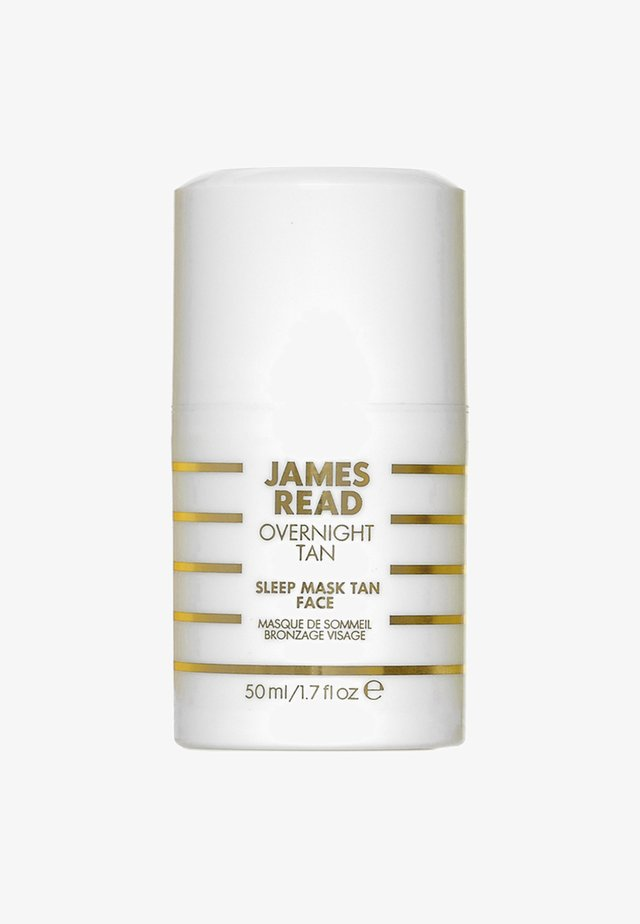 SLEEP MASK TAN FACE 50ML - Zelfbruiner - -
