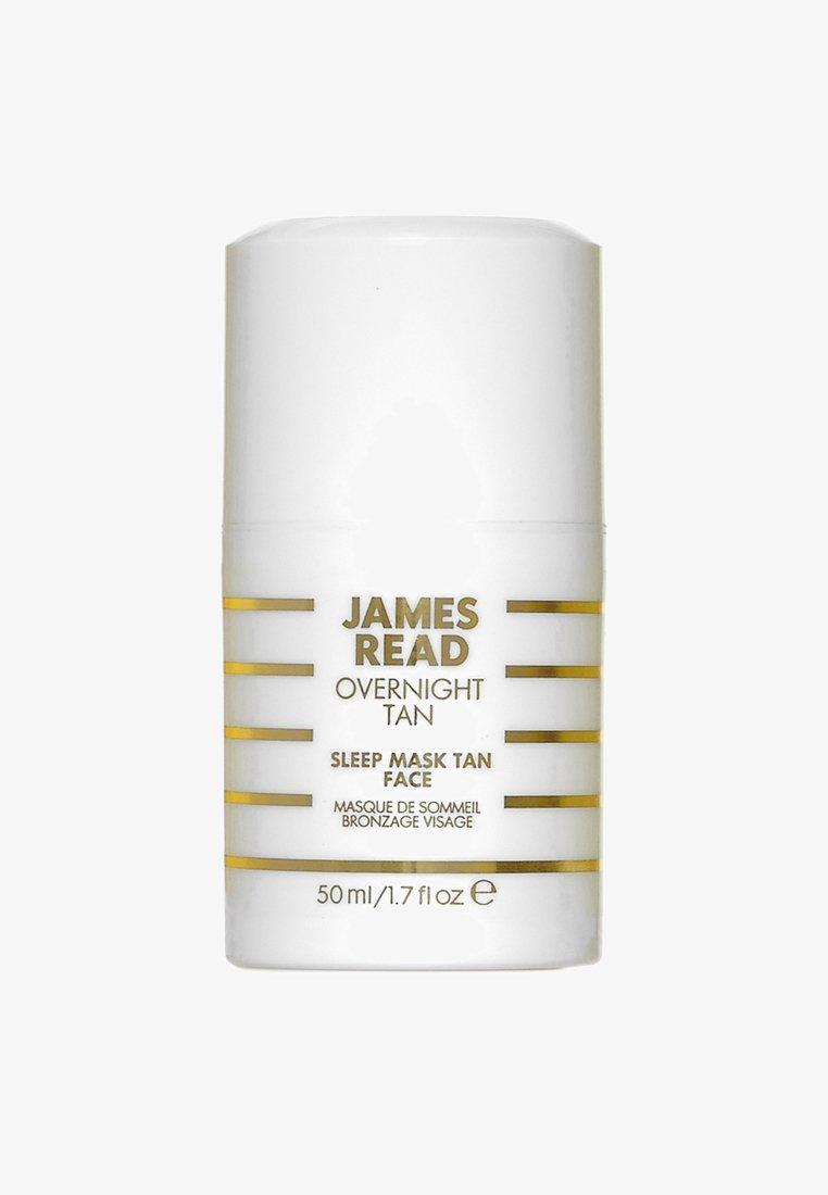 James Read - SLEEP MASK TAN FACE 50ML - Selvbruner - -