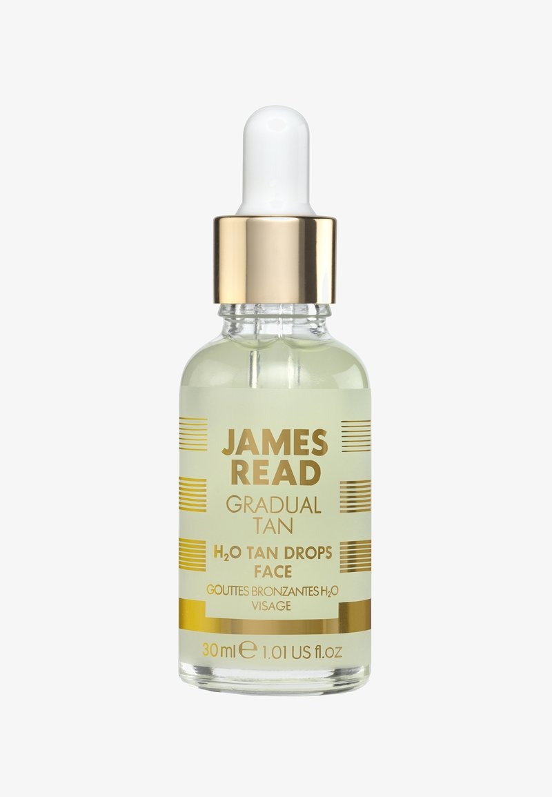James Read - H2O TAN DROPS FACE 30ML - Selvbruner - -