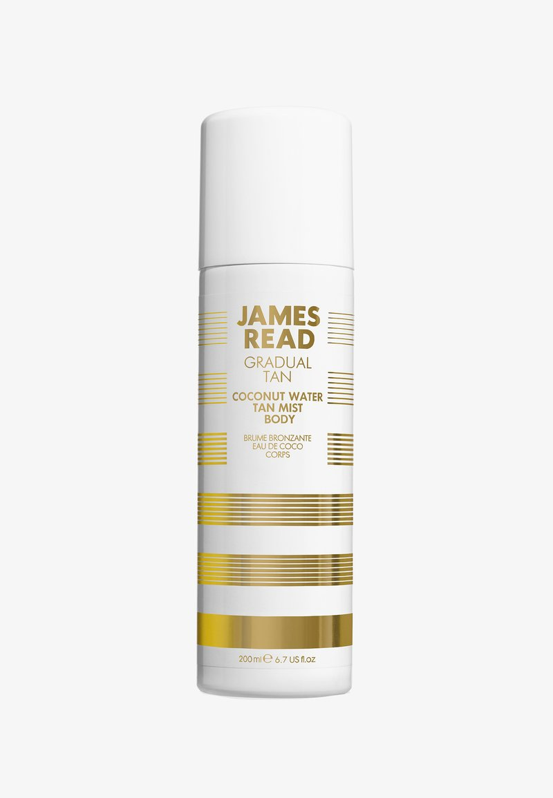 James Read - COCONUT WATER TAN MIST BODY 200ML - Autobronzant - -