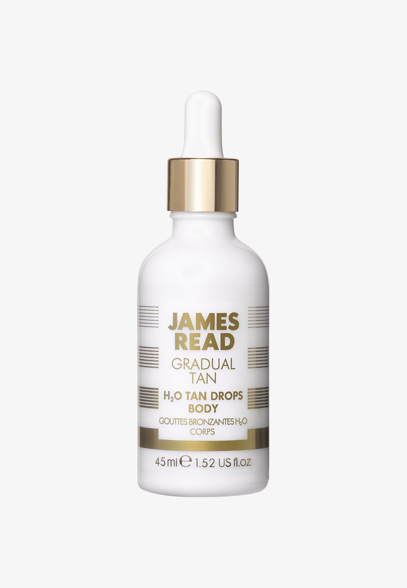 James Read - H2O TAN DROPS BODY45ML - Brun-utan-sol - -