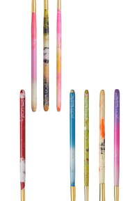 JACKS beauty line - #1 EYEBROW LASH COMB BRUSH - Pędzel do brwi - nr.1 eyebrow lash comb - 1