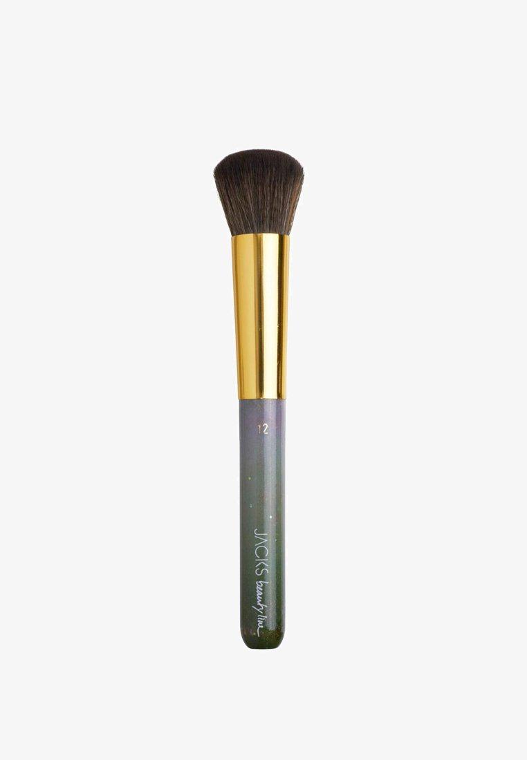 JACKS beauty line - #12 ALL FOUNDATION BRUSH - Make-upkwastje - -