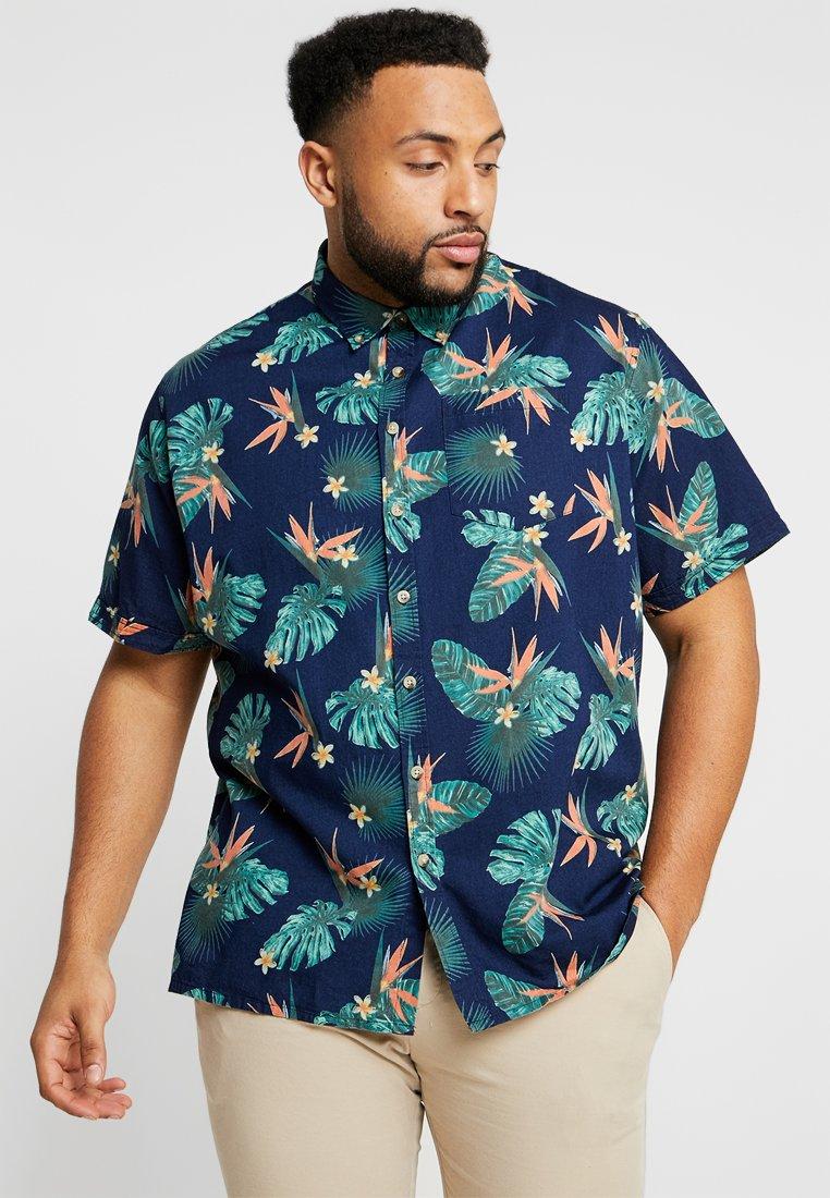Jack´s Sportswear - RESORT SHIRT - Hemd - dark blue