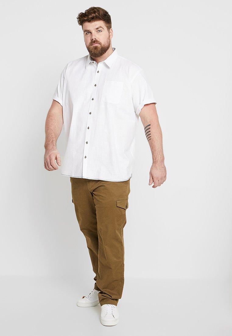 Jack´s Sportswear BLEND BOX COMFORT FIT Chemise white