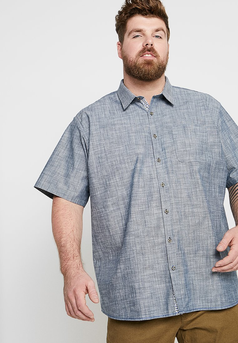 Jack´s Sportswear - BLEND BOX COMFORT FIT - Camicia - dark blue
