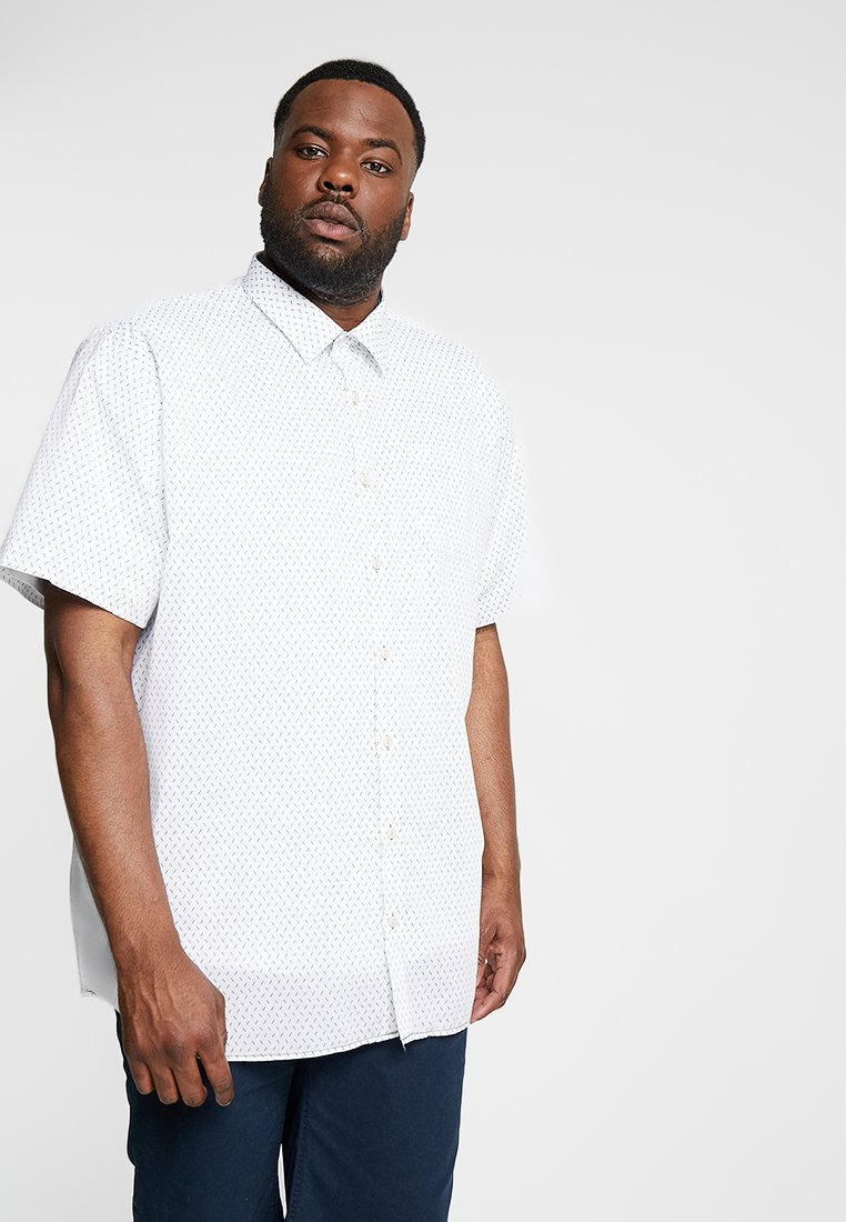 Jack´s Sportswear - BLEND BOX  COMFORT FIT - Camicia - white
