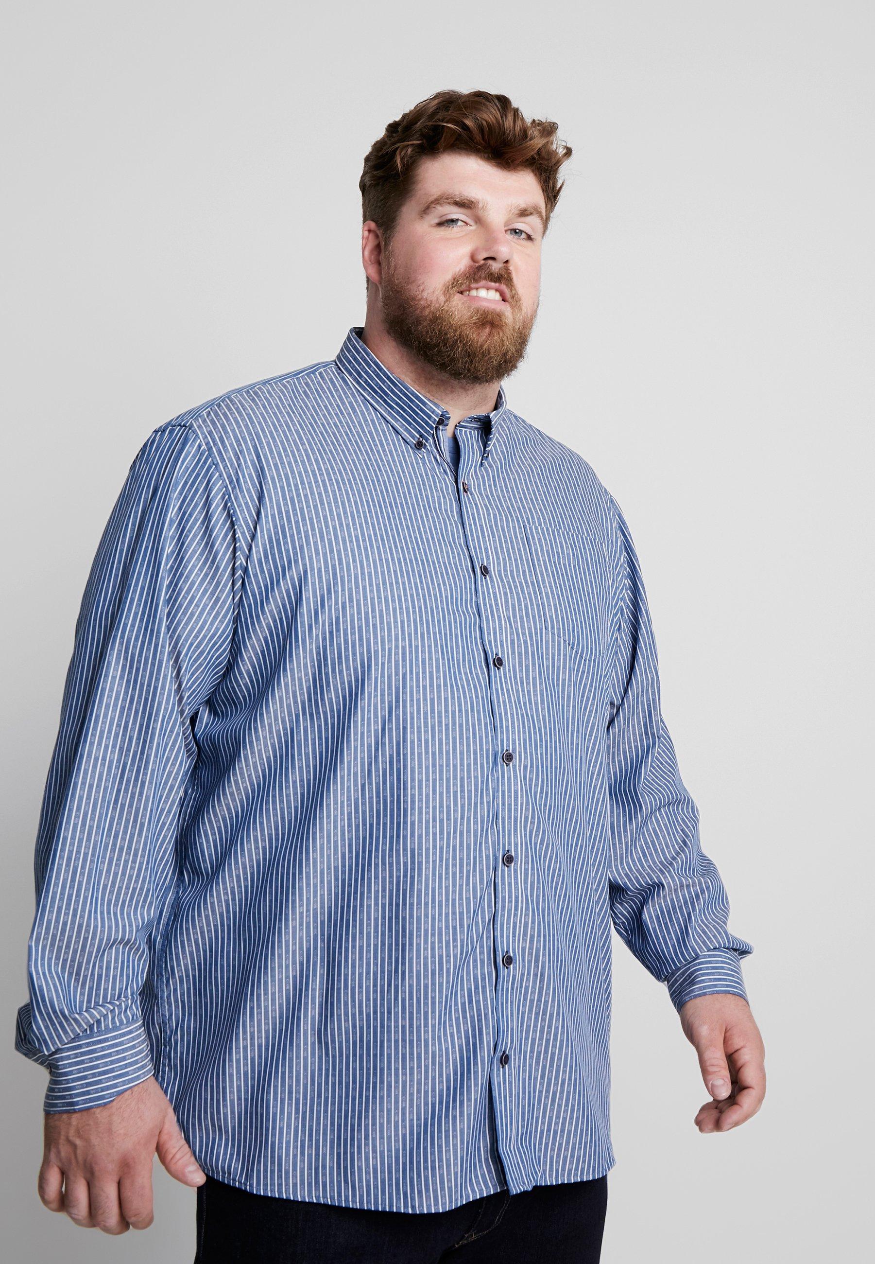 BoxChemise Blue Fit Sportswear Short Blend Comfort Jack´s wOZTuXPki