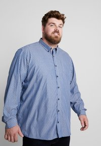 Jack´s Sportswear - COMFORT FIT BLEND SHORT BOX - Chemise - blue - 0